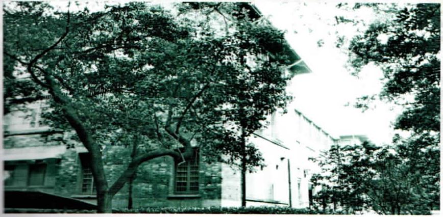 1951年韭菜园旧校址
